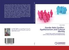 Buchcover von Gender Role Conflict - Egalitarianism and Cultural identity