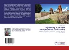 Borítókép a  Diplomacy in ancient Mesopotamian Civilizations - hoz