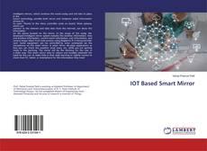 Capa do livro de IOT Based Smart Mirror