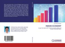 INDIAN ECONOMY的封面