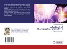 Обложка A Textbook of Pharmaceutical Chemistry -II