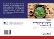 Bookcover of Antibacterial Finishing of Cotton Fabric Using Stinging Nettle