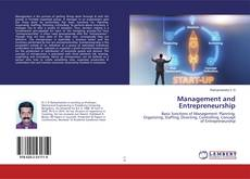 Bookcover of Management and Entrepreneurship
