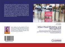 Urban Flood Modeling and Management kitap kapağı