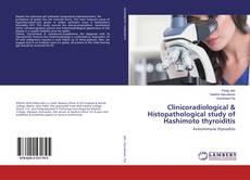 Обложка Clinicoradiological & Histopathological study of Hashimoto thyroiditis