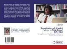 Copertina di Contribution of Selected Factors to Risky Sexual Behaviour