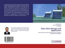 Bookcover of Solar Heat Storage and Application