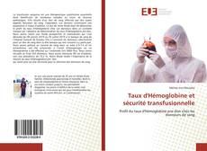 Обложка Taux d'Hémoglobine et sécurité transfusionnelle