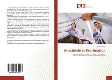 Borítókép a  Anesthésie et Réanimation - hoz