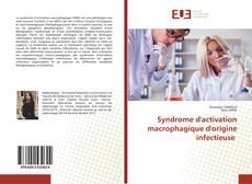 Syndrome d'activation macrophagique d'origine infectieuse kitap kapağı