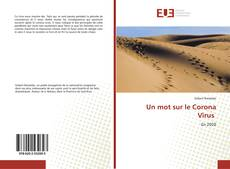 Buchcover von Un mot sur le Corona Virus