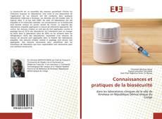 Couverture de Connaissances et pratiques de la biosécurité