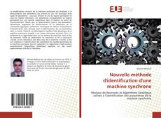 Bookcover of Nouvelle méthode d'identification d'une machine synchrone
