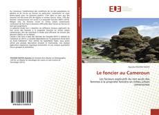Copertina di Le foncier au Cameroun