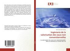 Bookcover of Ingénierie de la valorisation des eaux non conventionnelles