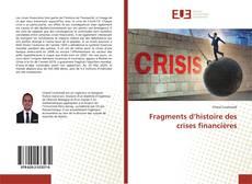 Couverture de Fragments d'histoire des crises financières