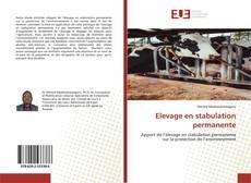 Bookcover of Elevage en stabulation permanente