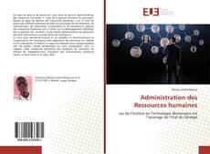 Capa do livro de Administration des Ressources humaines