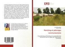 Portada del libro de Ranching et pâturages communautaires