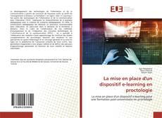 Borítókép a  La mise en place d'un dispositif e-learning en proctologie - hoz