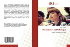 Buchcover von Probabilités et Statistique
