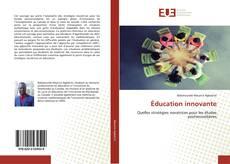 Couverture de Éducation innovante