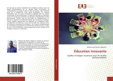 Copertina di Éducation innovante