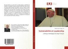Capa do livro de Vulnérabilité et Leadership