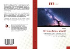 Buchcover von Sky is no longer a limit!