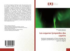 Bookcover of Les organes lympoides des caprins