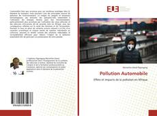 Bookcover of Pollution Automobile