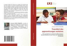 Couverture de Transfert des apprentissages scolaires