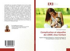 Bookcover of Complication et séquelles de L'OMC chez l'enfant