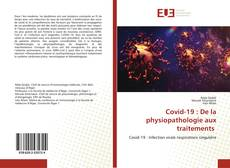 Capa do livro de Covid-19 : De la physiopathologie aux traitements