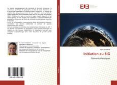 Bookcover of Initiation au SIG