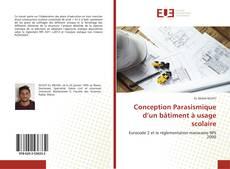 Capa do livro de Conception Parasismique d'un bâtiment à usage scolaire