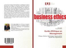 Bookcover of Guide d'Ethique en Management