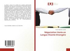 Négociation Vente en Langue Vivante Etrangère kitap kapağı