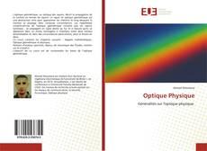 Bookcover of Optique Physique