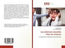 Borítókép a  Les violences sexuelles chez les mineurs - hoz
