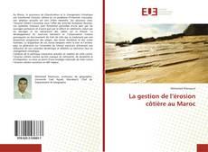 La gestion de l'érosion côtière au Maroc的封面