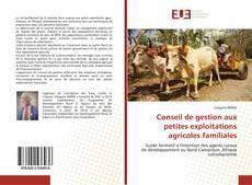 Portada del libro de Conseil de gestion aux petites exploitations agricoles familiales
