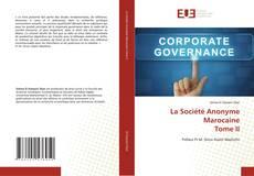 Capa do livro de La Société Anonyme Marocaine Tome II