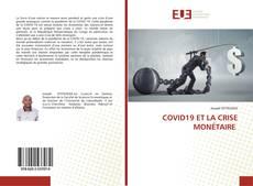 Capa do livro de COVID19 ET LA CRISE MONÉTAIRE
