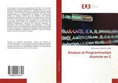 Capa do livro de Analyse et Programmation Avancée en C