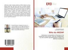 Capa do livro de Bêta du MEDAF