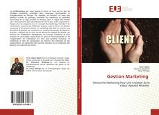 Bookcover of Gestion Marketing