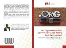 Bookcover of Les Organisations Non Gouvernementales dans le Droit International