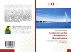 Capa do livro de La récurrence des inondations à Ouagadougou