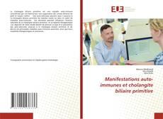 Manifestations auto-immunes et cholangite biliaire primitive kitap kapağı